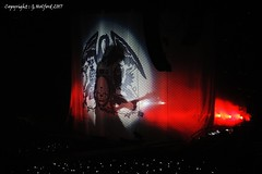 Brian May - Queen (Holfo) Tags: queen guitarist concert gig silhouette nikon p7800 icon brian may brianmay