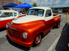 1949 Studebaker Pickup (RadialSkid) Tags: 1949 studebaker pickup hot rod truck car custom 2 tone