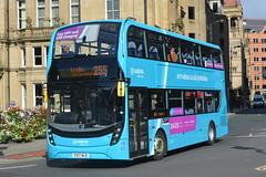 1977 YX17 NLO Arriva West Yorkshire (North East Malarkey) Tags: bus buses transport transportation publictransport public vehicle flickr outdoor explore inexplore google googleimages arriva arrivauk arrivawestyorkshire arrivayorkshire 1977 yx17nlo alexanderdennis alexanderdennislimited adl alexanderdennisenviro alexanderdennisenviro400 alexanderdennisenviro400mmc enviro400 enviro400mmc
