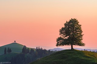 Sunset - Ahornalp