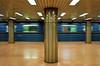 Szimmetria (vajdatom) Tags: metró m3 metro metrolinem3 kékmetró bp budapest aranyjánosutca bkk bkv metrovagonmas szimmetria symmetry symmetrical tömegközlekedés publictransport megálló nikon d5300 nikond5300 iamnikon nikonvagyok