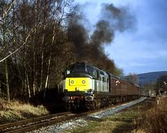 37197 Irwell Vale (Nigel Valentine) Tags: 37197 east lancashire railway irwell vale diesel locomotive clag