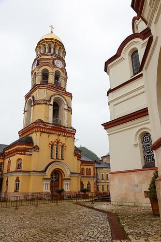 New Athos Monastery - Abkhazia