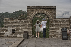 Beijing - Great Wall (Badaling) (hsilva1x) Tags: china nikond810 beijing greatwall