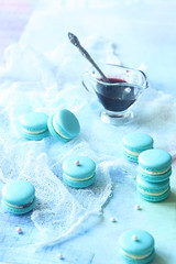 Macarons with Orange Cream Cheese Filling and Blueberry Coulis (Мiuda) Tags: macarons macaron french food cookies almond blue blueberry berry berries pastel white light lightful lightfull gourmet paris traditional foodphotoghraphy foodphotography foodphoto blogger blog foodblogger foodblog delicious pretty dreamy professional homemade stilllife sweet sweets dessert baking bake bakery baked meringue filling orange fruit cream creamcheese cheese pastry patisserie patissier tasty