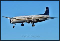 N9056R Everts Air Cargo (Bob Garrard) Tags: n9056r everts air cargo douglas dc6a dc6b dc6f dc6 anc panc