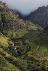 Allt Coire nam Beithach (Katherine Fotheringham) Tags: allt coire nam beithach glencoe scotland waterfall gully