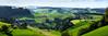 Marlenberg (uhu's pics) Tags: green grün sunny sonnig atmospheric stimmungsvoll peaceful friedlich calm ruhig switzerland swiss schweiz bern emmental outdoor natur landscape landschaft forest wald trees bäume farm bauernhof jura hills hügel xpro2 xpro fujinon fujifilm fuji