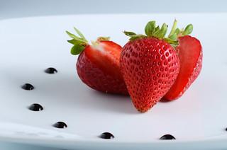 Maletto' strawberries
