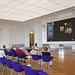 La salle audiovisuelle du musée Barberini (Potsdam)