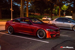 "WEKFEST 2017 NJ  Rollers WORK VSXX - BMW M4 Jay • <a style=""font-size:0.8em;"" href=""http://www.flickr.com/photos/64399356@N08/36693233726/"" target=""_blank"">View on Flickr</a>"