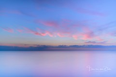 A touch of pink (Ellen van den Doel) Tags: natuur landscape sunset nature reflection reflectie evening zee sea goeree 2017 beach landschap strand lucht juli overflakkee sky seascape clouds zonsondergang wolken brouwersdam ouddorp zuidholland nederland nl