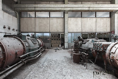 (Parzival-) Tags: steel industry metal industrie factory abandoned decay marode urbex verfall ruine lost place antique stairs neglected architektur architecture canon parzival verlassen forgotten abdandonato room forbidden old building past glory verlassend orte urban forsaken zerfall alt