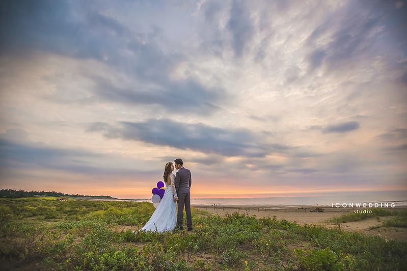 冷水坑,海邊,拍婚紗,婚紗攝影,禮服出租