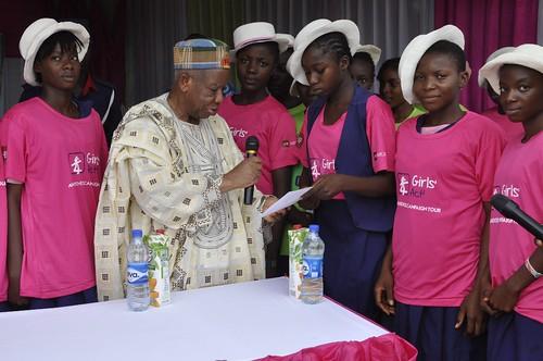 Nigeria Girls ACT - Kogi & Anambra State