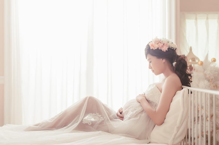 [台南孕婦寫真]珍藏一輩子的幸福時刻