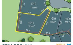 Lot 1011, Sorbus Way, Gillieston Heights NSW