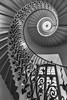 Tulip Staircase (Sam Codrington) Tags: bnw window queenshouse spiralstaircase buildings canon canon5d stairs treppenauge london bannister spiral architecture greenwich monochrome blackandwhite mono tulipstaircase england unitedkingdom gb