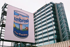 2. If Warhol Came To England (zawtowers) Tags: andy warhol inspired walk croydon town centre public art exhibition display tour tourism nikonf80 afnikkor2880mmf3356g film camera old school if came england peter dunne ruskin square ambrosia