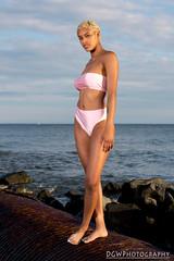 Sirette (dgwphotography) Tags: model portrait bikini walnutbeach connecticutshoreline shoreline beautiful beauty 70200mmf28gvrii