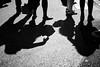 Shadows pepole (johanruf) Tags: streetphotography street blackandwhitephotography blackandwhite gh4 shadows pepole