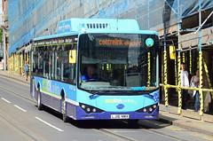 LJ16 NMX. (curly42) Tags: lj16nmx nottinghamcitytransport 982 byd bus transport travel publictransport ecolinkparkride