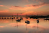 Finally (Sunset Snapper) Tags: finally sunset langstoneharbour hampshire southcoast uk reflections still boats yachts beautiful tranquil colour clouds seascape nikon d810 2470mm lee nd grad filter bankholiday august 2017 sunsetsnapper