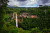 Chamarel Waterfall (kleptografy) Tags: africa chamarelwaterfall lightroom maurice water forest landscape morning timeofday travel waterfall totalphoto