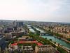 PARIS (felixgracia57) Tags: francia paris torreeiffel panoramica rio aire arquitectura sena puentes