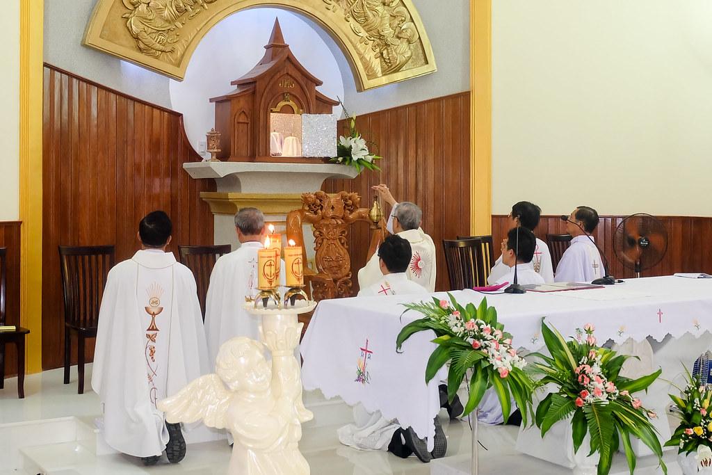 Thánh lễ tạ ơn khánh thành nhà thờ Hòa Cường – Giáo phận Đà Nẵng - Ảnh minh hoạ 56