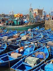 essaouira-boats (solomansalamy) Tags: tours xabbitours trip desert sunset heritage morocco dunes camel sahara sun rise beach sea