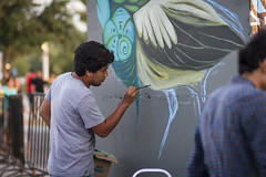 35/52 Festival Jóvenes Tamaulipas (a.cortezr) Tags: 2017 52semanas2017 52semanas canonef85mmf18usm canoneos7d 7d canon parqueculturalreynosa parque festivaljóvenestamaulipas festival pintor pintura