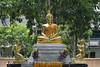 buddah Benjakitti Park bkk 10-16-16 1 (THE Holy Hand Grenade!) Tags: buddah statue sculpture benjakittipark khlongtoei bangkokthailand nikond610 promaster100400mmƒ4567 geotagged