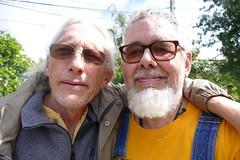 Steve & Chico (bballchico) Tags: stephensmith joelguevara seattle friends buddys pals