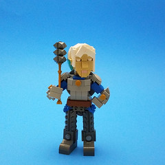 Pike (cmaddison) Tags: lego criticalrole voxmachina dungeonsanddragons dd roleplaying tabletop game character figure