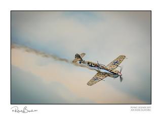 Going down - Messerschmitt Bf 109 [Explored]