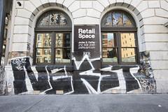 nekst for sale (eb78) Tags: nyc newyorkcity streetart bowery manhattan graffiti nekst
