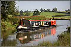 Moonshadow, moonshadow................... (Jason 87030) Tags: moonshadow moonshadowii 2 2017 catstevens narrowboat oxfordcanal braunston northants northamptonshire september water cut crt leisure craft canal towpath canon eos uk england
