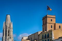 Campanar Basílica de St. Feliu - Girona