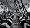 Weaving loom hall (Tim Ravenscroft) Tags: weaving looms machines mill cotton lowell hasselblad hasselbladx1d x1d