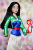 Mulan 01 (Lindi Dragon) Tags: doll disney disneyprincess disneystore dolls mulan mushu 2010 2017