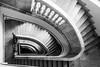 Madrid   |  Bellas Artes Spiral (JB_1984) Tags: spiral stairs staircase steps círculodebellasartes artgallery culturalcentre curve blackandwhite bw mono urban pattern granvía cortes centro madrid communityofmadrid comunidaddemadrid españa spain nikon d500 nikond500