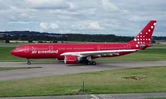 OY-GRN (ianossy) Tags: oygrn airbus a330222 a332 gr airgreenland edi
