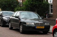 1999 Rover 618i (rvandermaar) Tags: rover 618i rover618i 600 rover600 sidecode5 xsdx09 1999