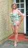 Maxtnkini-003 (fionaxxcd) Tags: cd tg ts ladyboy drag femmeboi mtf m2f transvestite tranny trannie crossdresser crossdressing xdresser xdressing sandals stilettos tankini swimsuit bust rednails thighs pantyhose tights