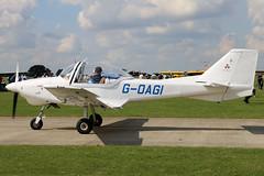 G-OAGI (GH@BHD) Tags: goagi flsaerospace flsaerospacesprint160 sprint160 laa laarally laarally2017 aviation aircraft