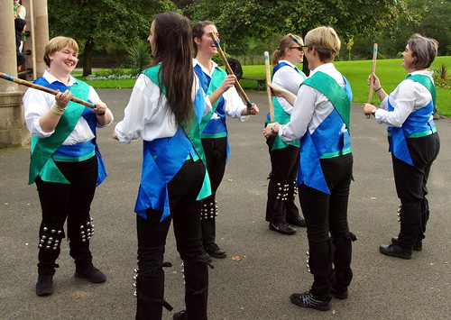 16.9.17 Waters Green and Adlington Morris in Macclesfield 27