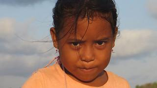 Baby, Kuta beach Lombok