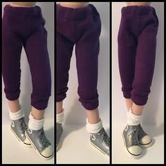 Violet Leggings...For Blythe...