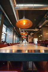 _DSC2088 (fdpdesign) Tags: pizzamaria pizzeria genova viacecchi foce italia italy design nikon d800 d200 furniture shopdesign industrial lampade arredo arredamento legno ferro abete tavoli sedie locali